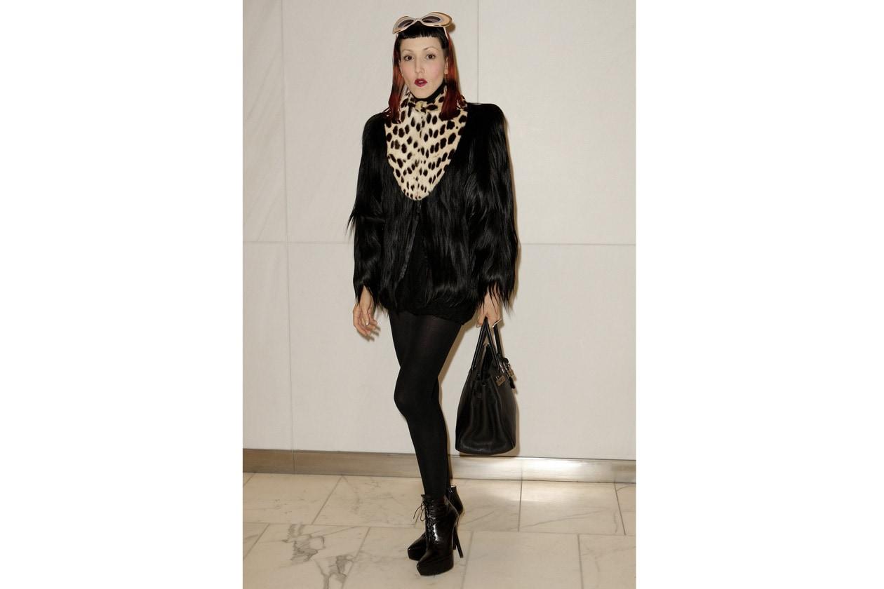 BOSS Fashion Show FW14 Michelle Harper 1
