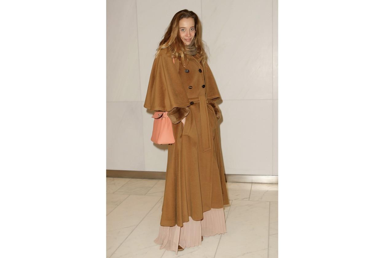 BOSS Fashion Show FW14 Micol Sabbadini