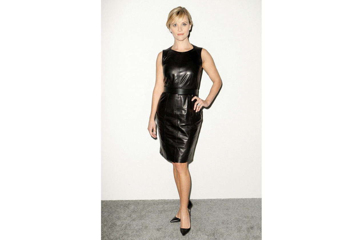 BOSS Fashion Show FW14 Reese Witherspoon 2