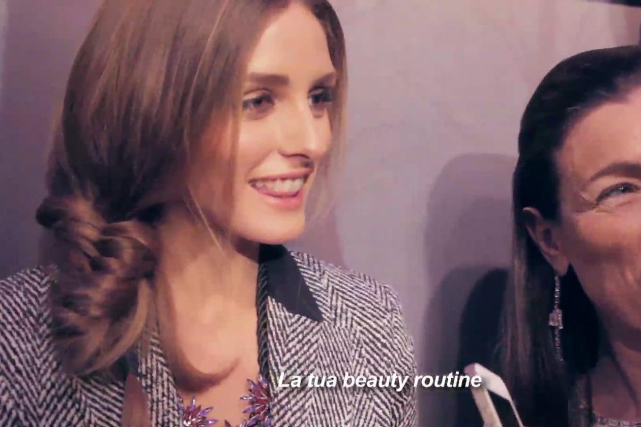Olivia Palermo: l'intervista durante la Milano Fashion Week