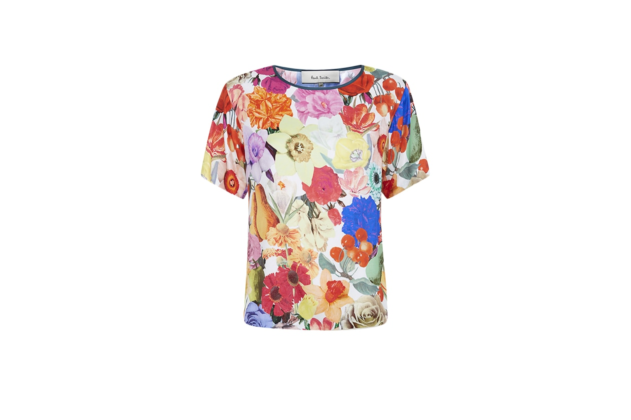 Fashion 20 MUST HAVE DA LONDRA paulsmith tshirt