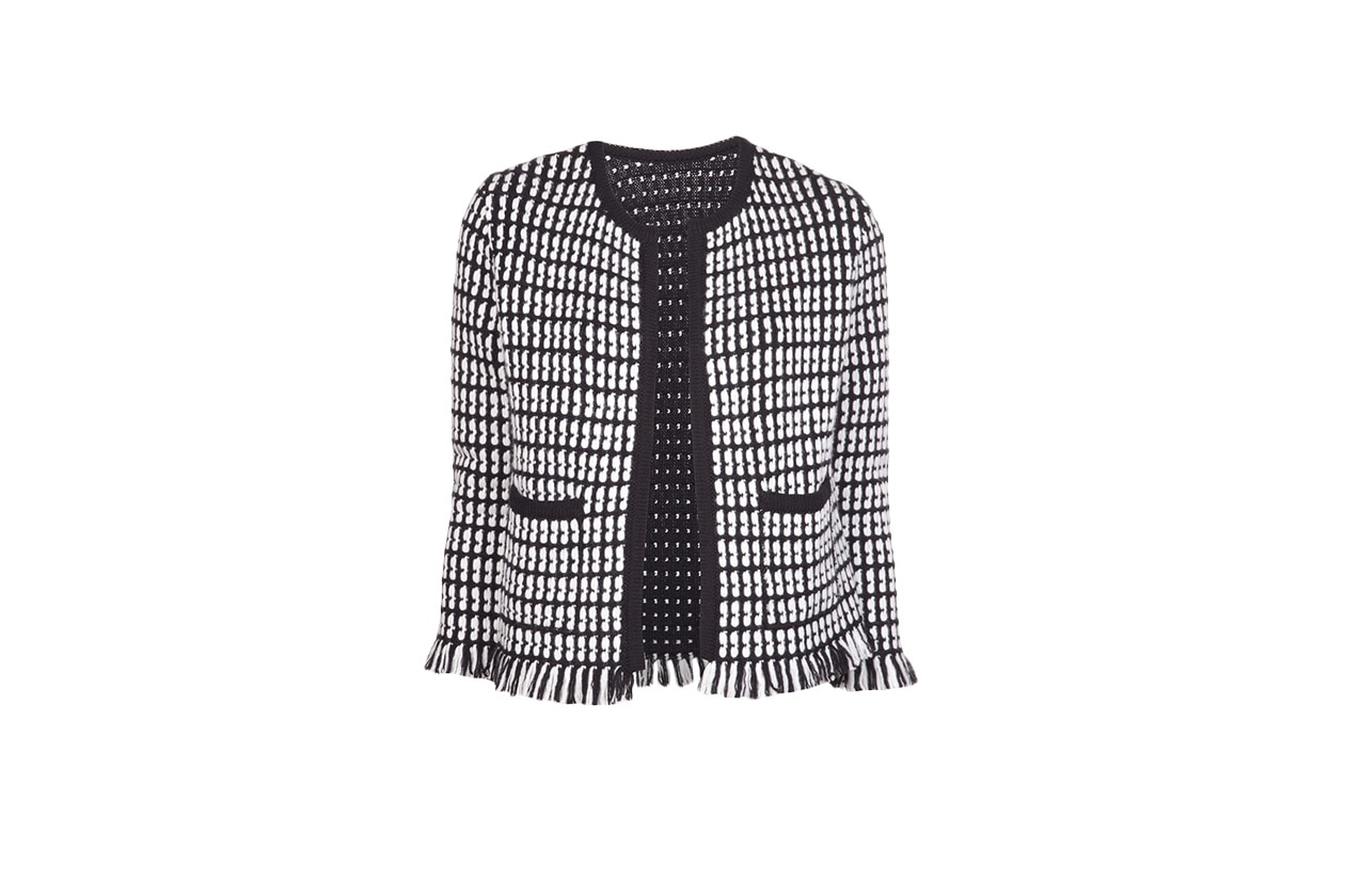 Fashion Fringes are back lucienpelatfinet giacca