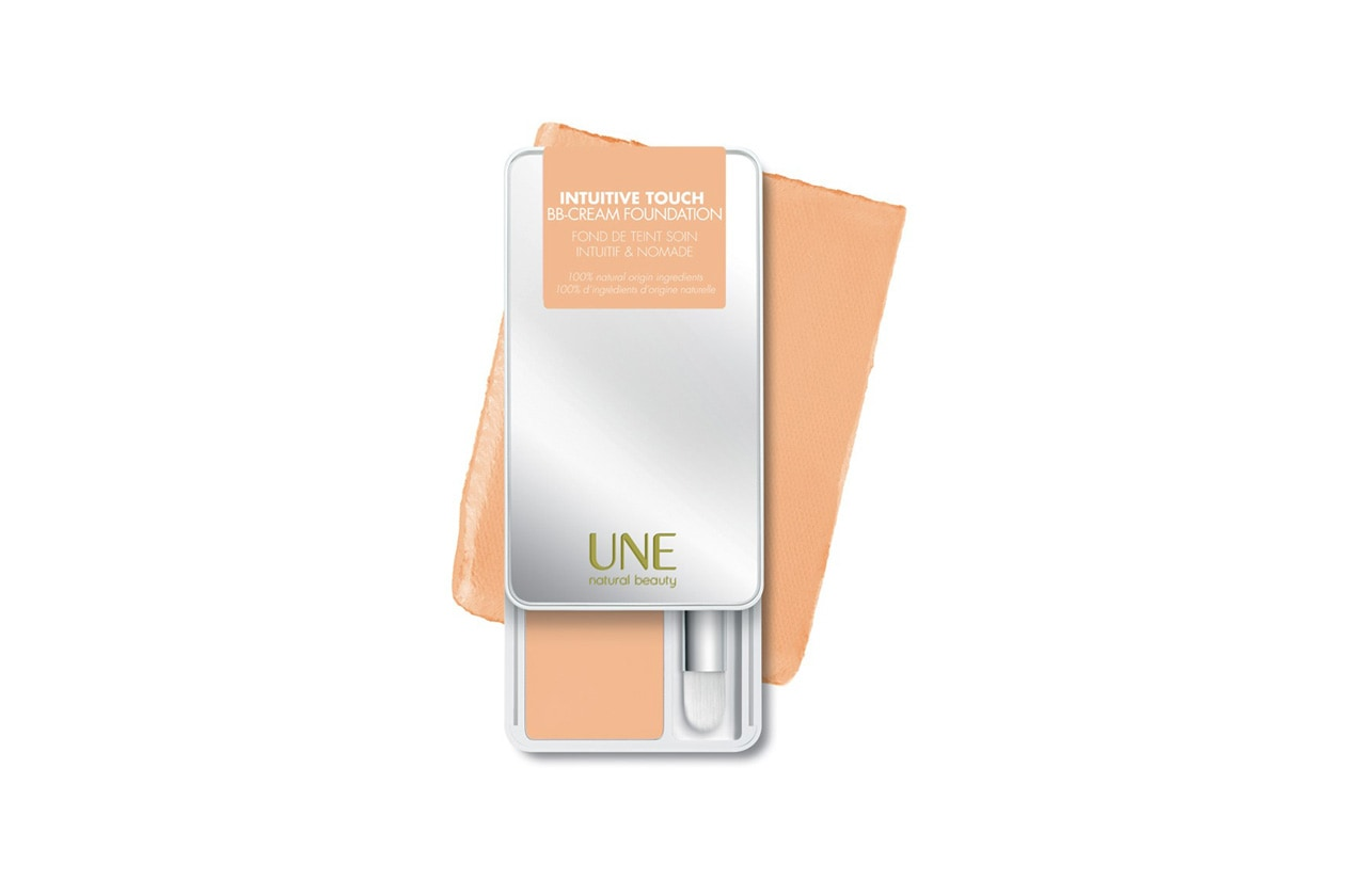 une intuitive touch bb cream foundation