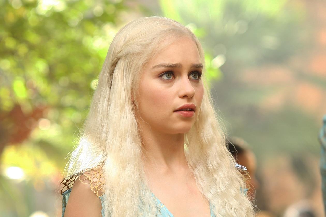 011 Beauty Game of beauty Daenerys