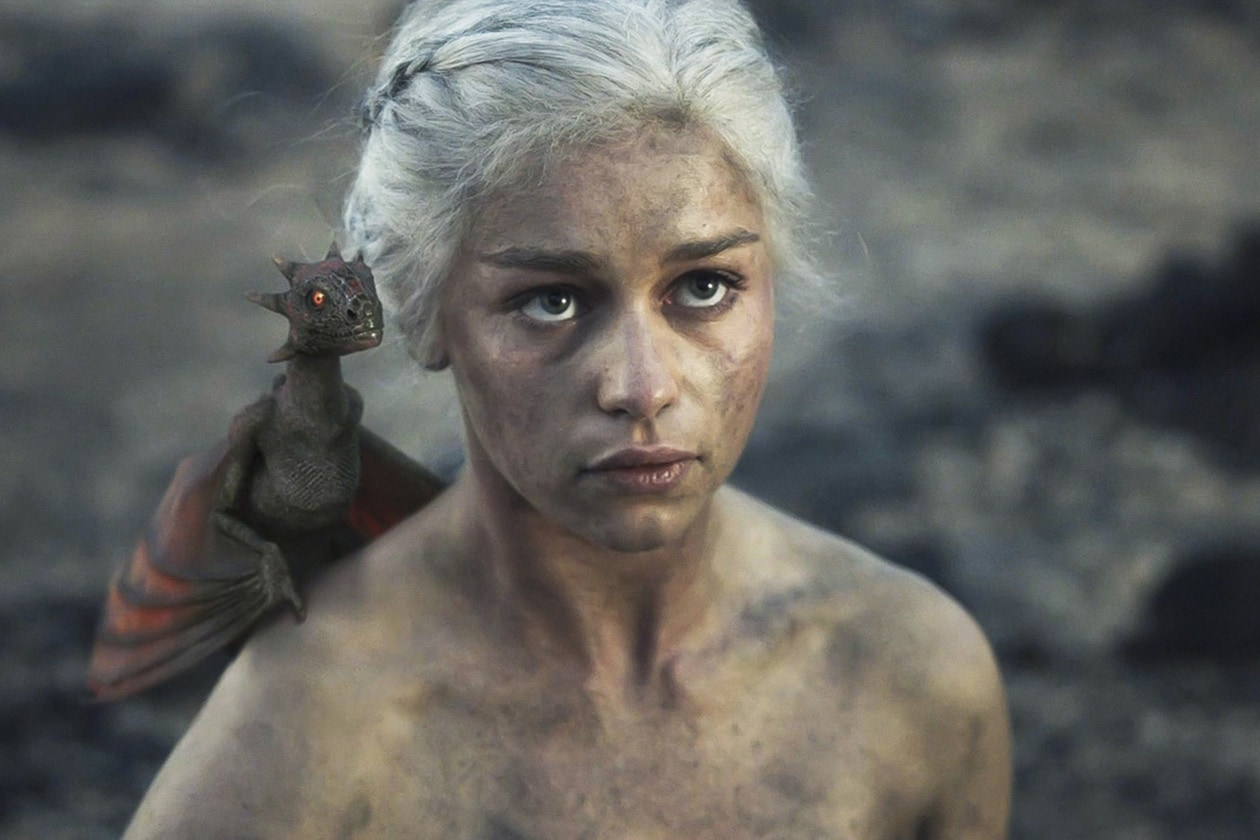 012 Beauty Game of beauty Daenerys