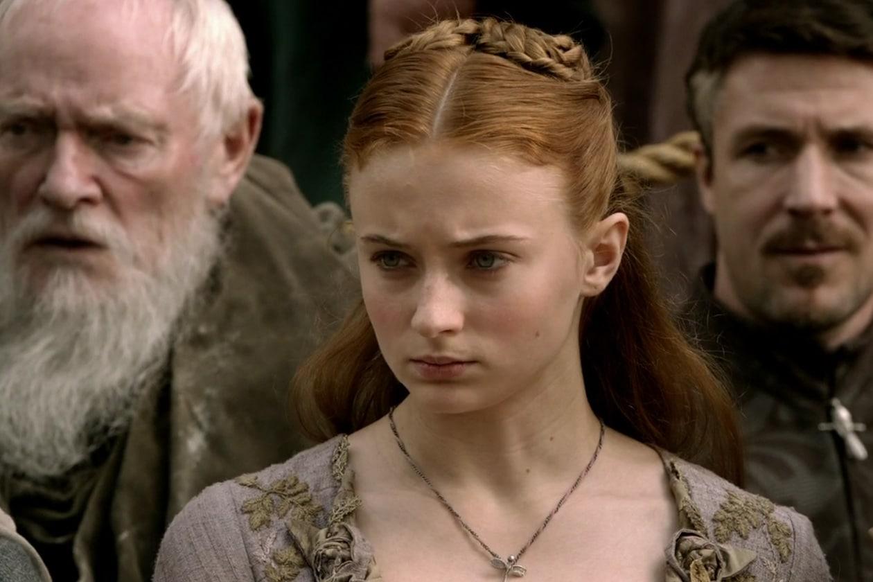 019 Beauty Game of beauty Sansa