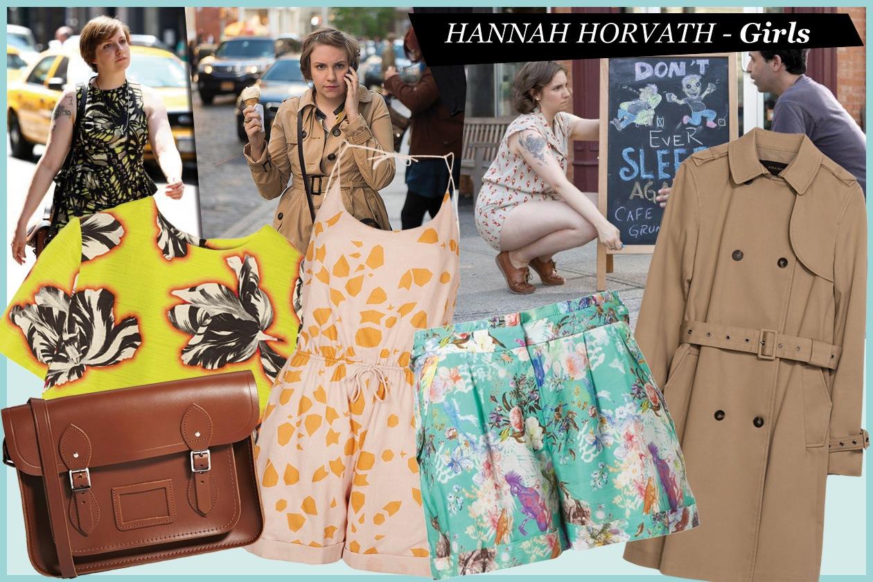 02 Hannah Horvath Girls