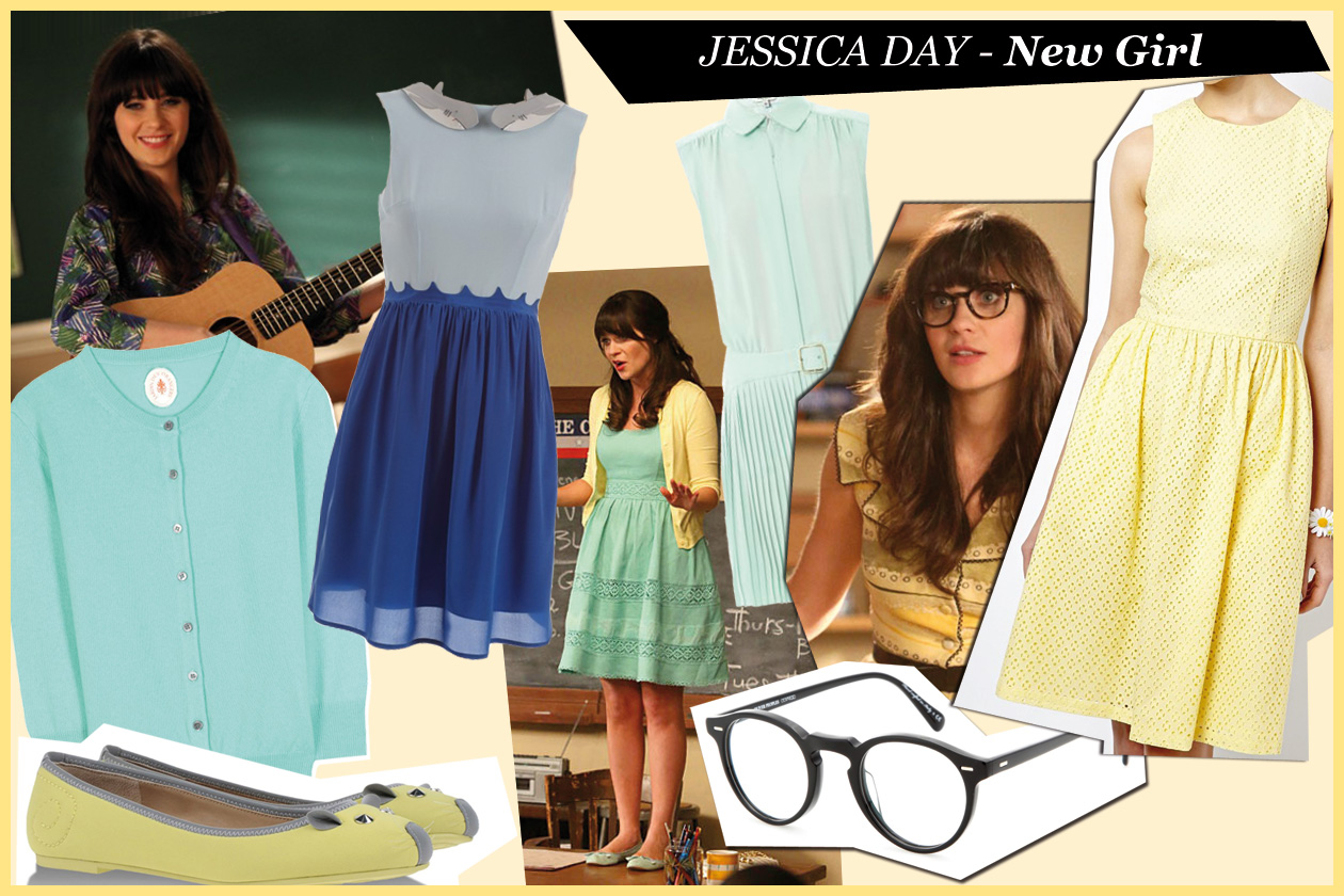 03 Jessica Day   New Girl