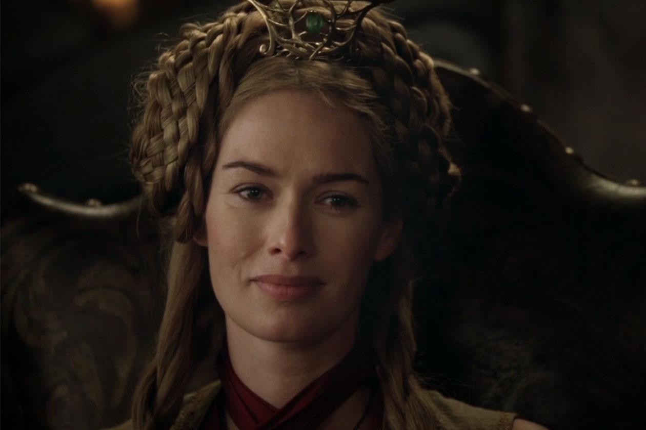 07 Beauty Game of beauty Cersei
