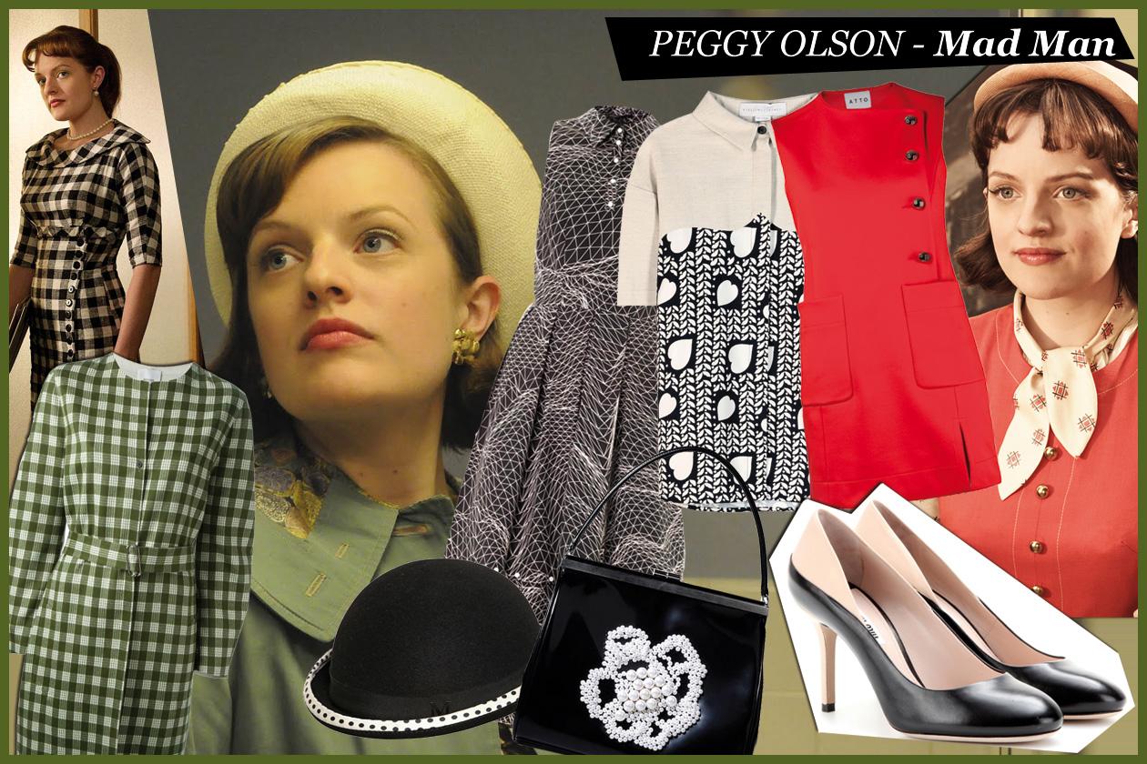 08 Peggy Olson Mad Man