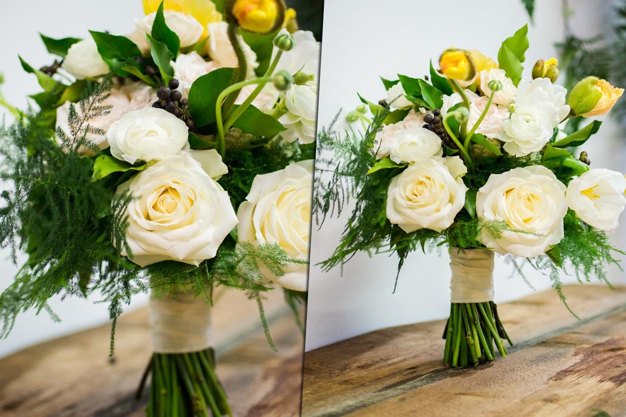12 sposa floreali