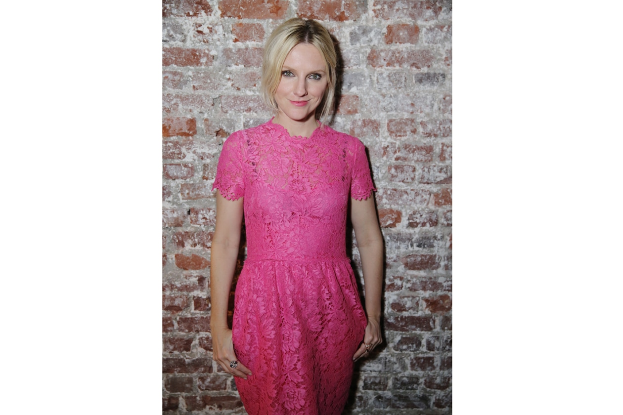 A20 Laura Brown in Valentino