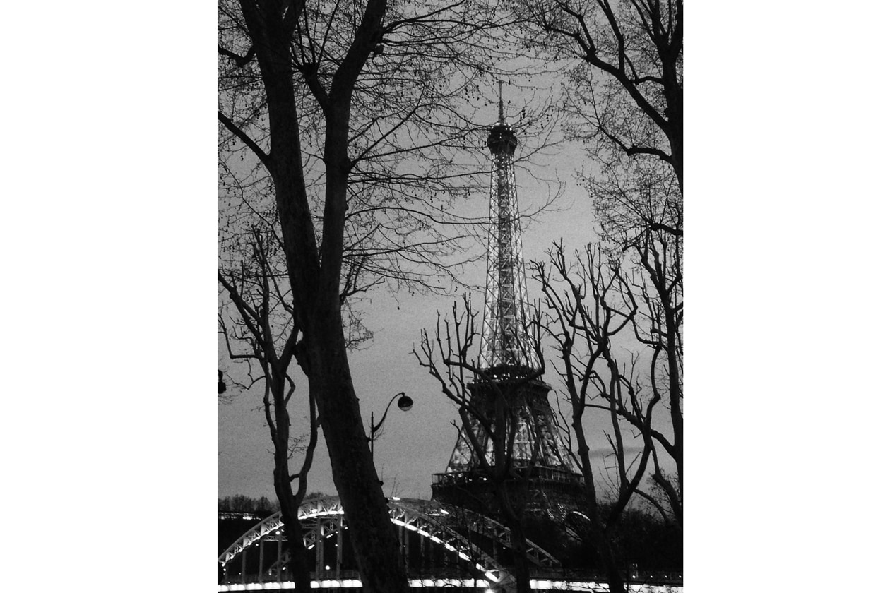 A8 The View from Monsieur Bleu bw