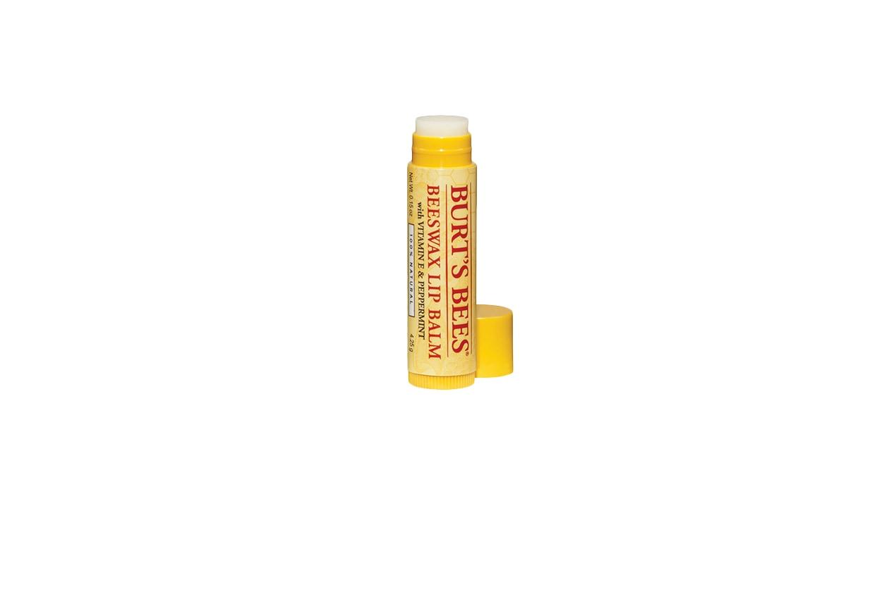 BEAUTY Cura Labbra Burt s bees beeswax lip balm