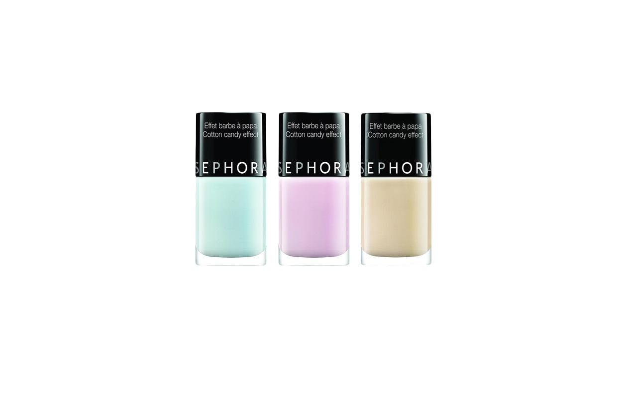Beauty Smalti Pastello Beauty unghie effetti speciali Sephora Cotton Candy