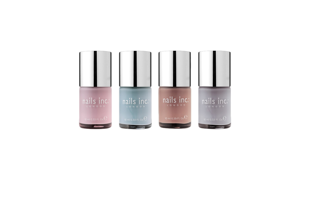 Beauty Smalti Pastello Nails Inc In the Nude collection