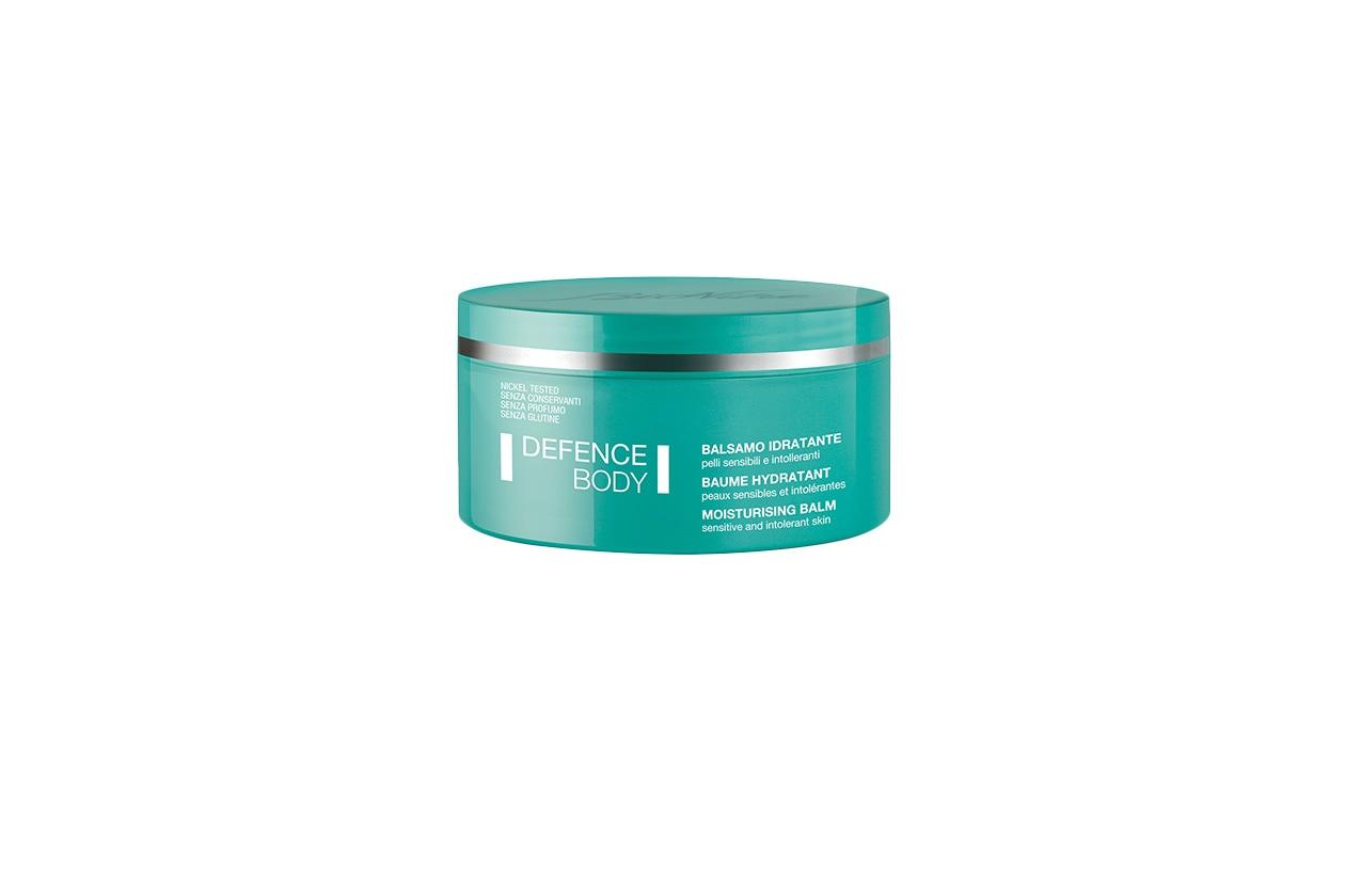 Beauty cura corpo pelle sensibile Defence Body Balsamo Idratante2 bionike