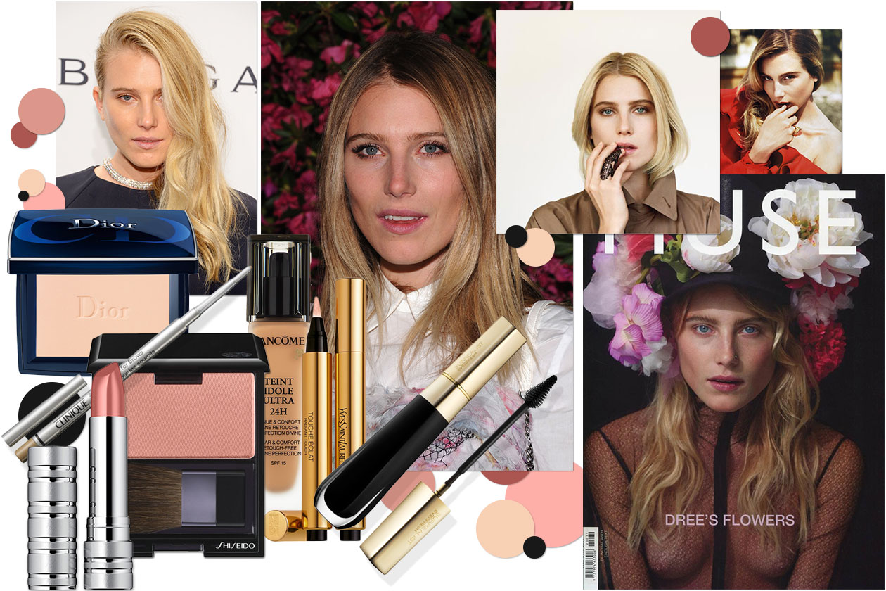 Beauty dree hemingway 00 cover collage