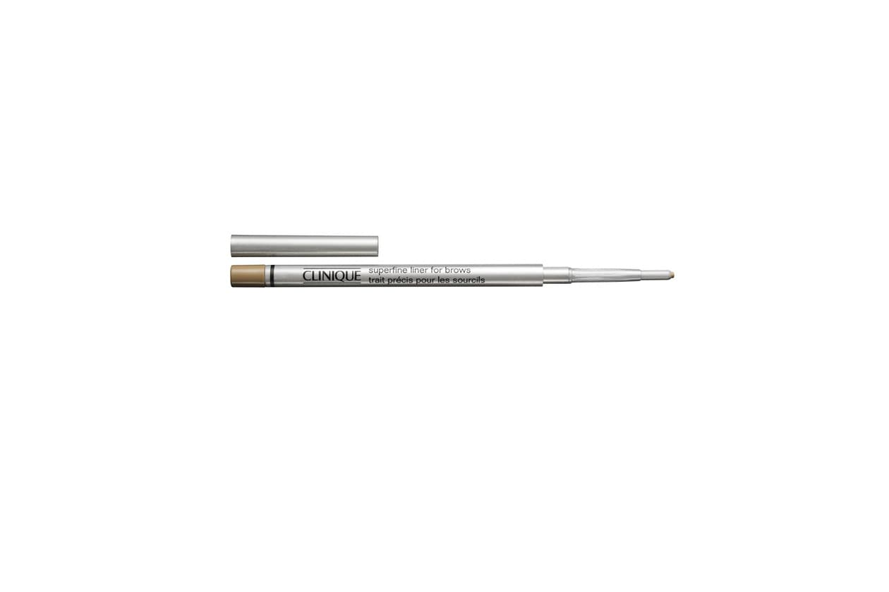 Beauty dree hemingway Clinique Occhi Superfine Liner for Brows