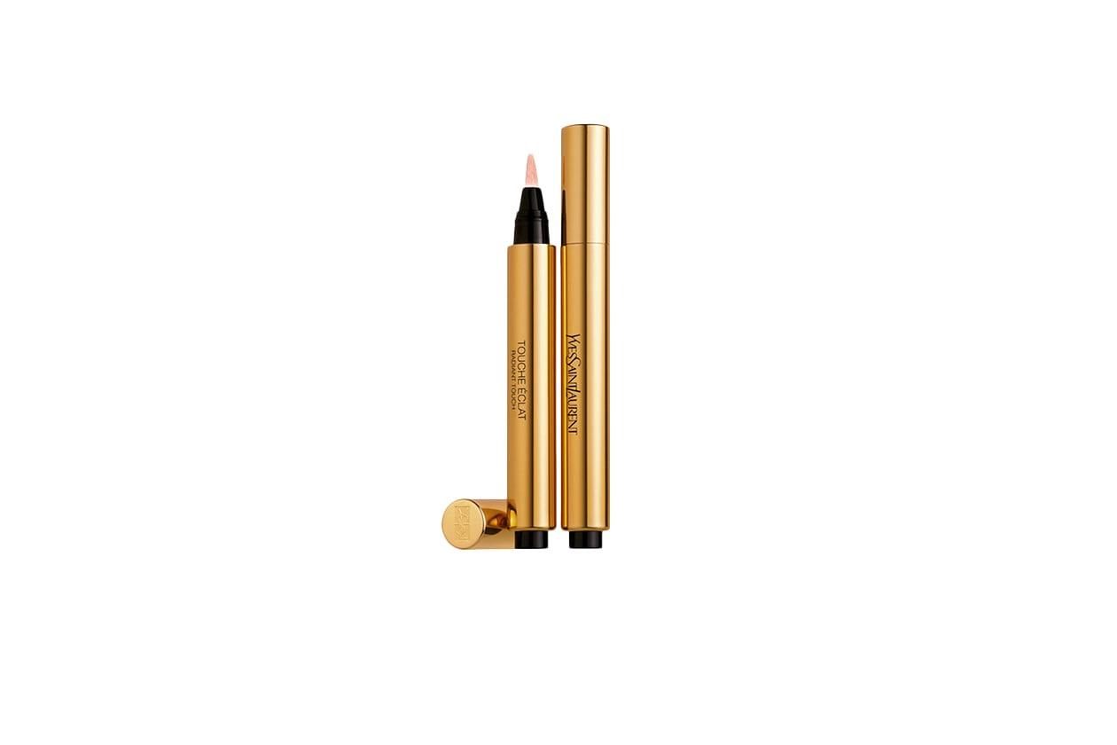 Beauty dree hemingway Yves Saint Laurent Beaute du Teint Touche Eclat