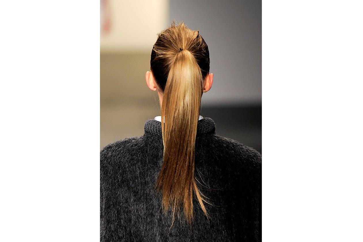 Beauty raccolti easy ponytail Calvin Klein bty F11 001