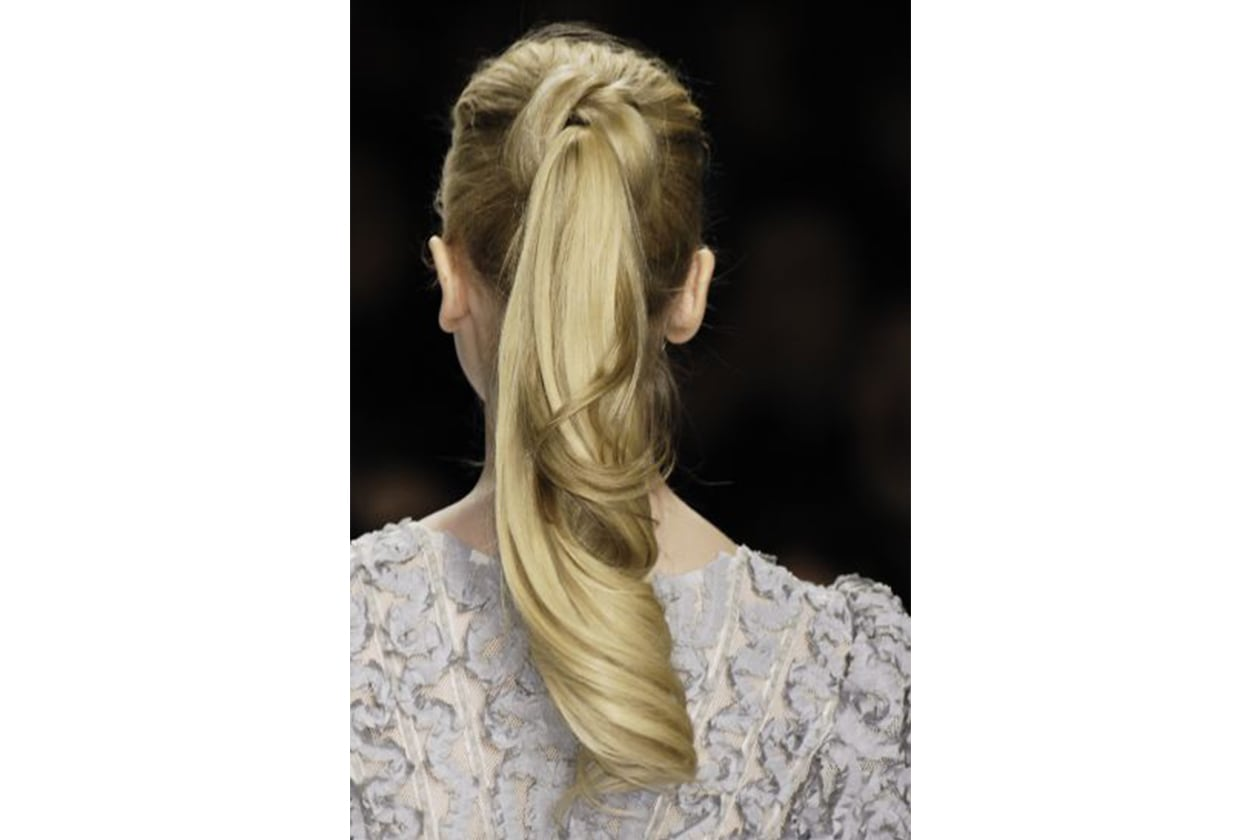 Beauty raccolti easy ponytail L Beccaria bty F8 009