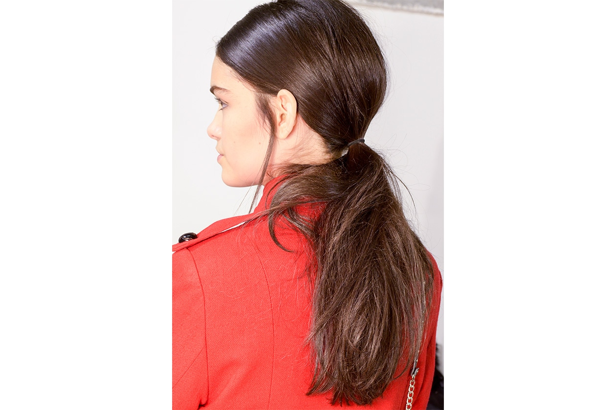 Beauty raccolti easy ponytail Maison R Kayrouz ham W F13 P 001