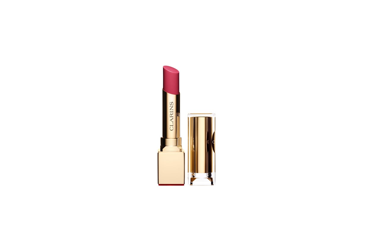 Clarins Rouge Eclat tropical pink