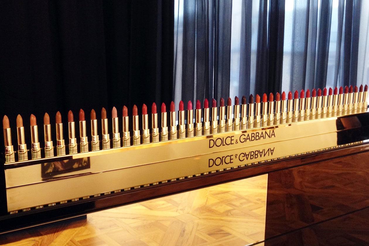 Dolce & Gabbana Classic Cream Lipstick