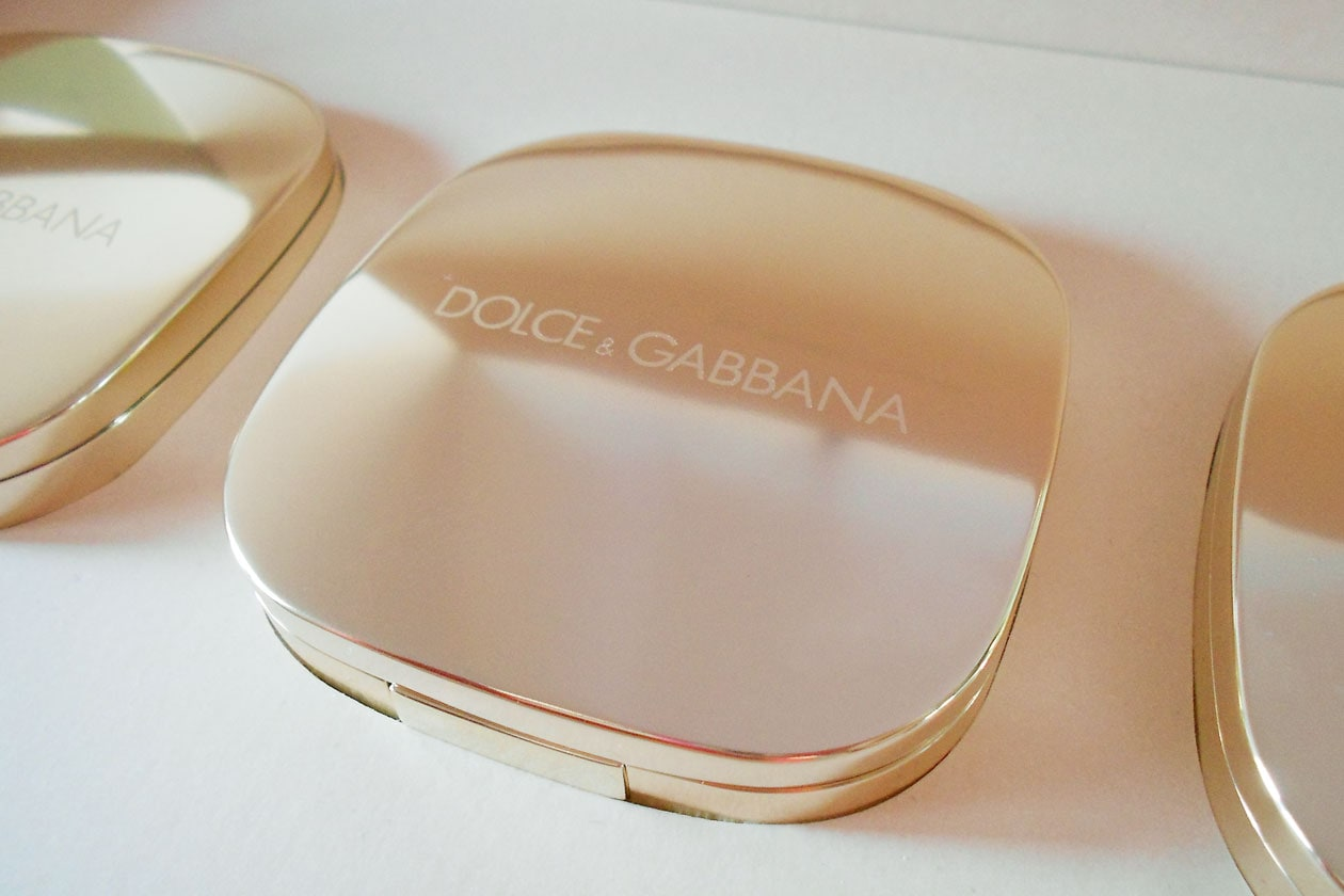 Dolce & Gabbana Perfect Veil Pressed Powder