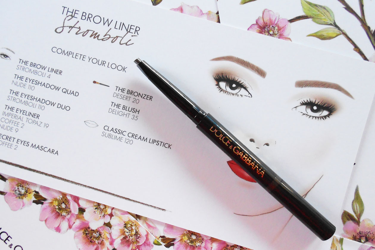Dolce & Gabbana Shaping Eyebrow Pencil