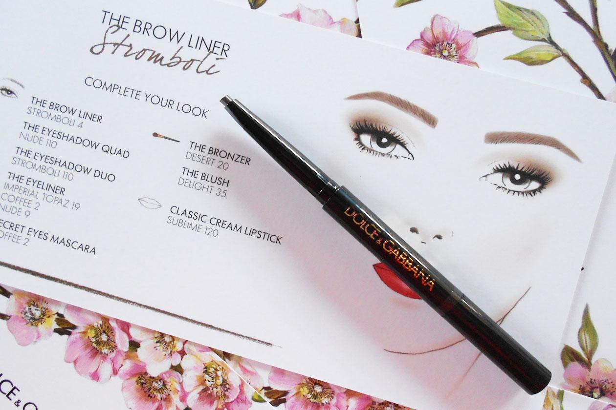 Dolce & Gabbana Shaping Eyebrow Pencil