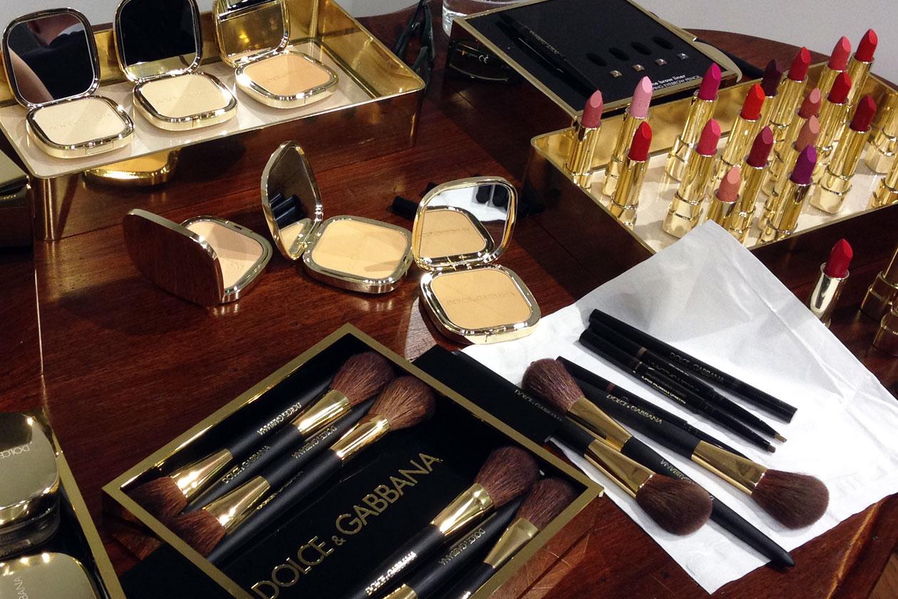 Dolce & Gabbana Workshop make up e fragranze