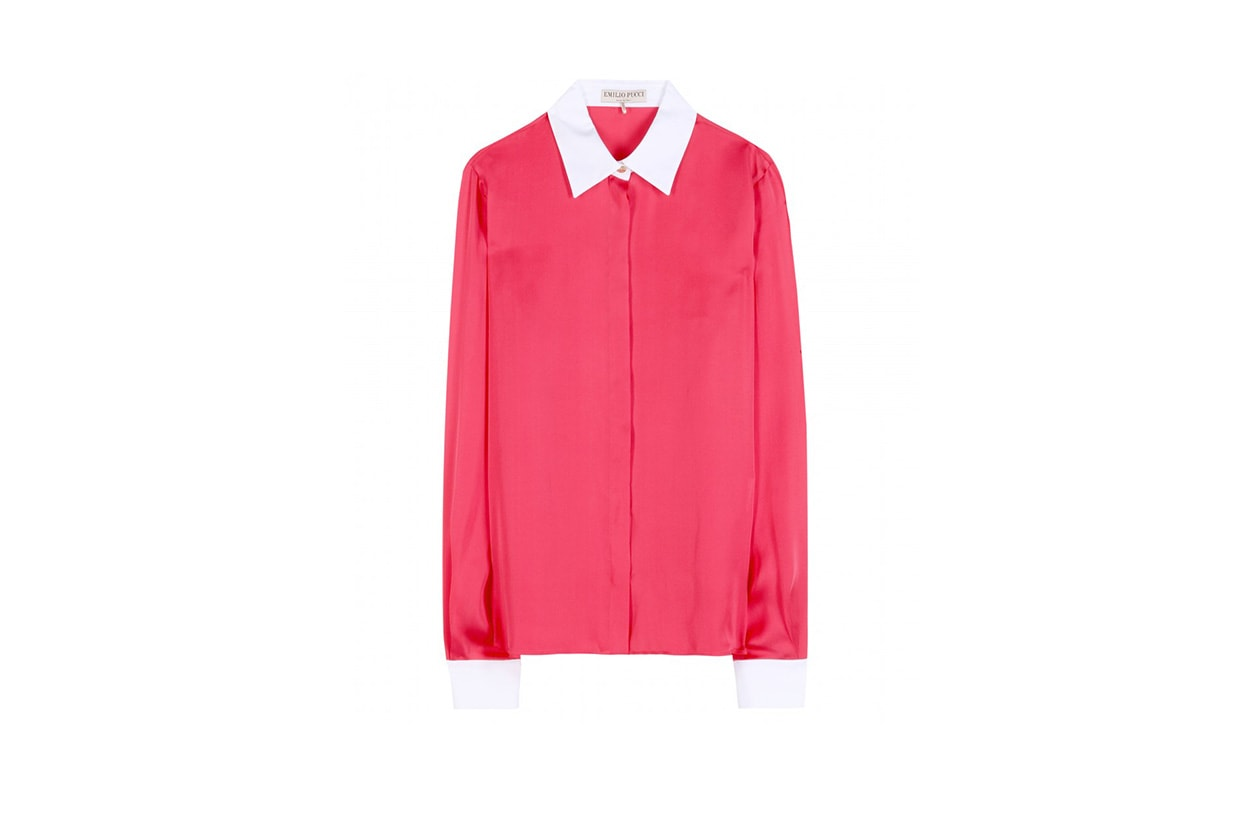 Fashion Get the Look Bomber Look Emilio Pucci