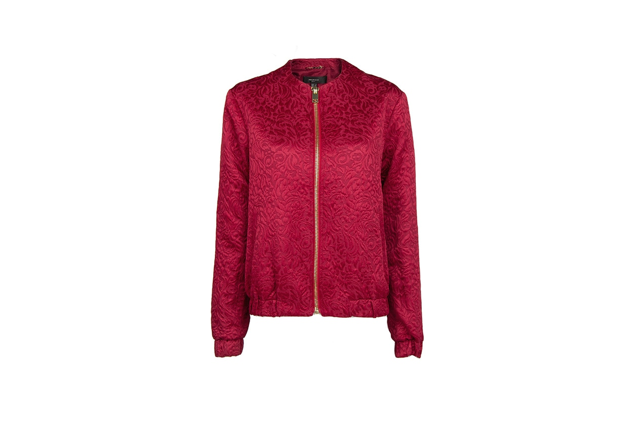 Fashion Get the Look Bomber Look Mango