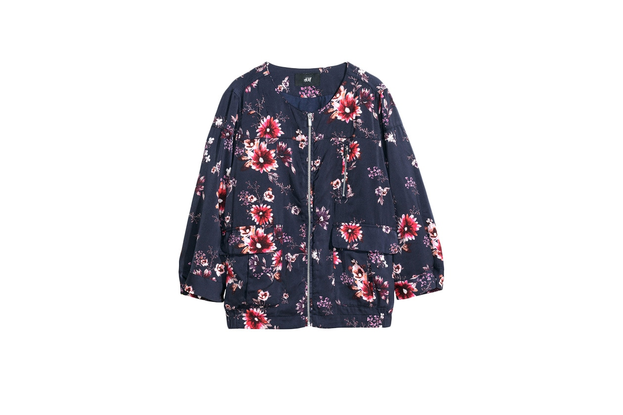 Fashion Get the Look Bomber Look hmprod