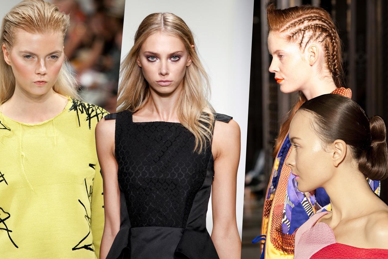 I trend primavera/estate 2014 di Toni&Guy: fashion attitude con focus sulle acconciature