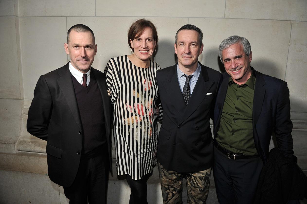 Mark Lee, Daniella Vitale, Dries Van Noten, Dennis Freedman