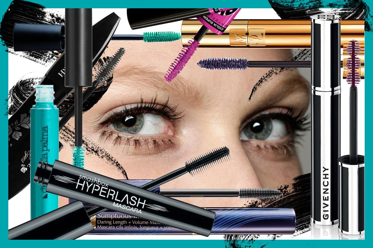 Mascara: tutte le novità 2014 per valorizzare lo sguardo. Dal very black ai colori arcobaleno: la selezione di Grazia.IT