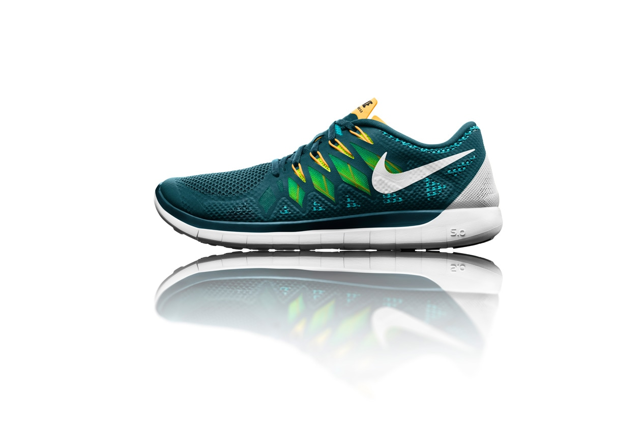 Nike Free 5.0 side profile shot 28051