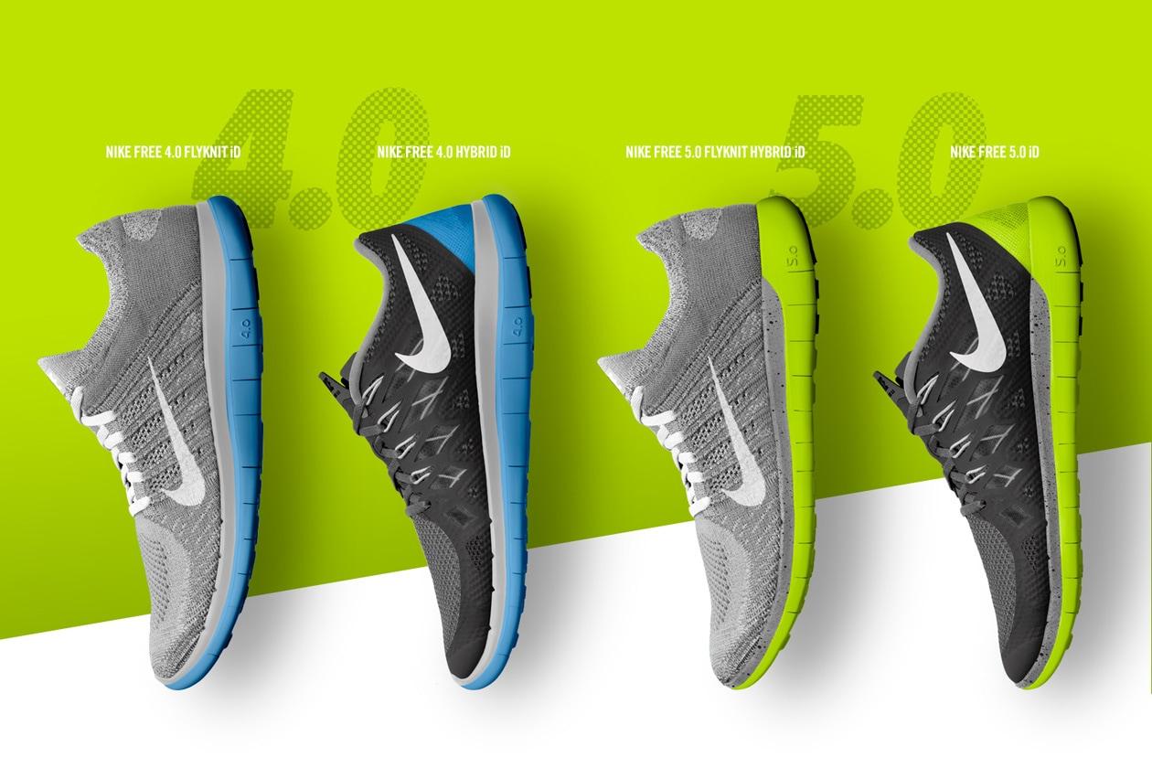 Nike Free NIKEiD 2014 28065