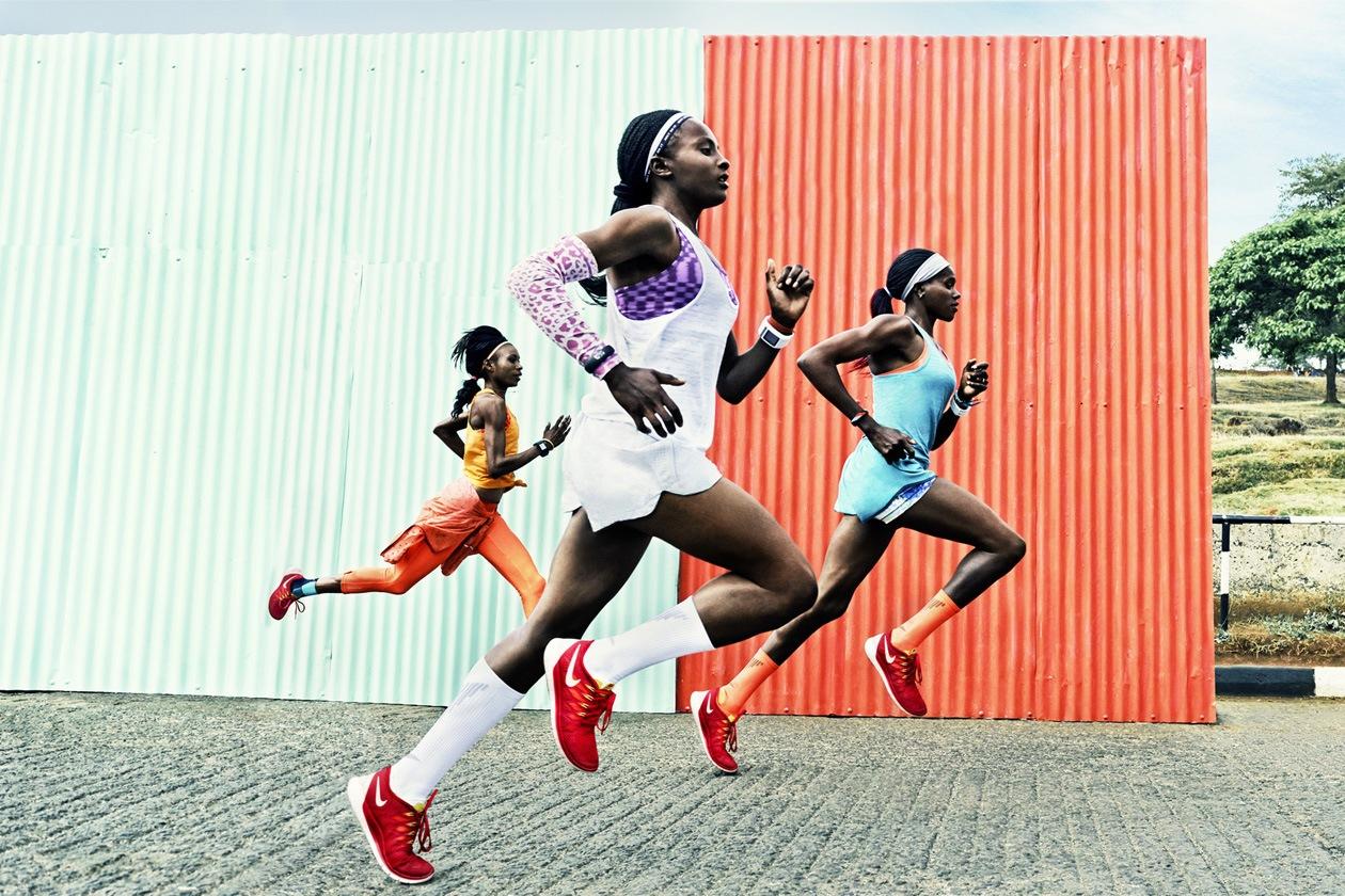 NikeFree2014 Jeptoo Obiri Sum 28047