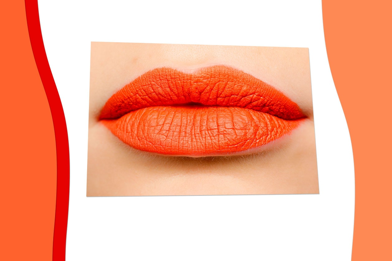 RED PASSION: il rosso ma nelle varianti più chiare e dai toni aranciati (John Richmond)