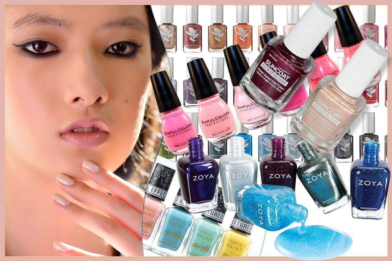 Smalti green ed ecofriendly: la manicure si fa amica dell'ambiente. La selezione di Grazia.IT