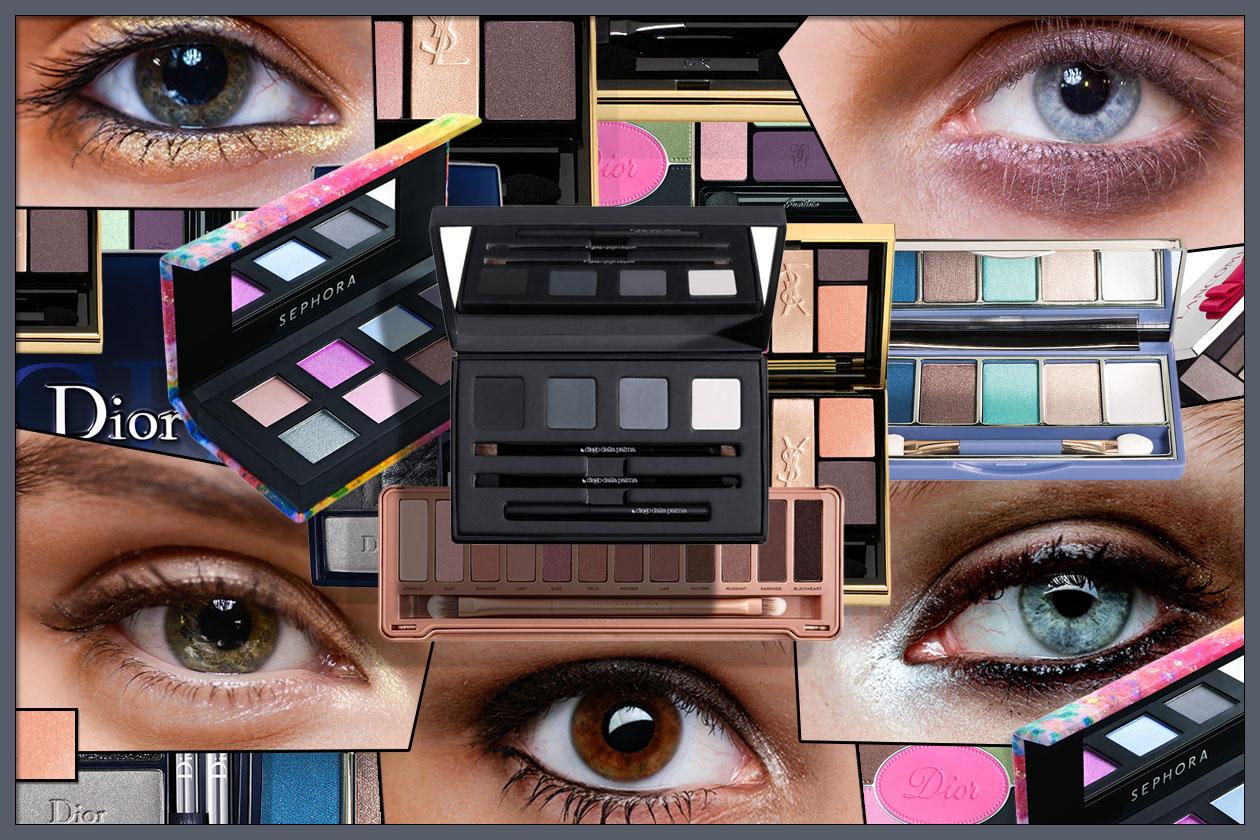Smokey eyes: proviamo nuovi colori e nuovi accostamenti ispirandoci ai beauty look delle sfilate primavera/estate 2014. Le proposte di Grazia.IT