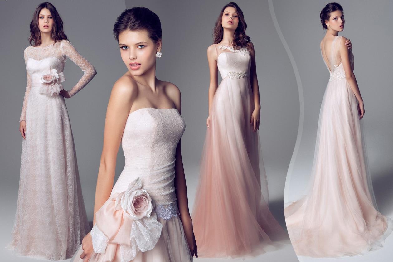 La sposa rosa di Blumarine
