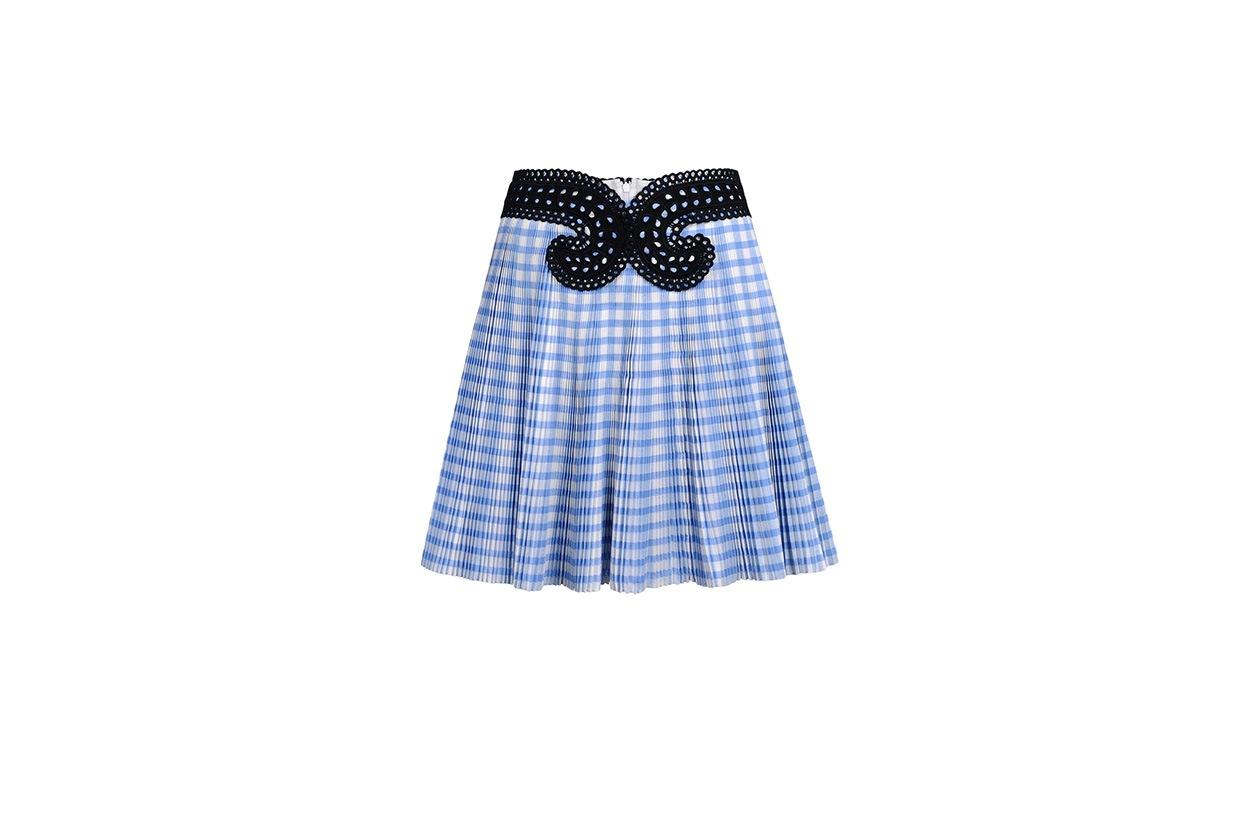 Fashion Get the Look Elle Fanning carven skirt