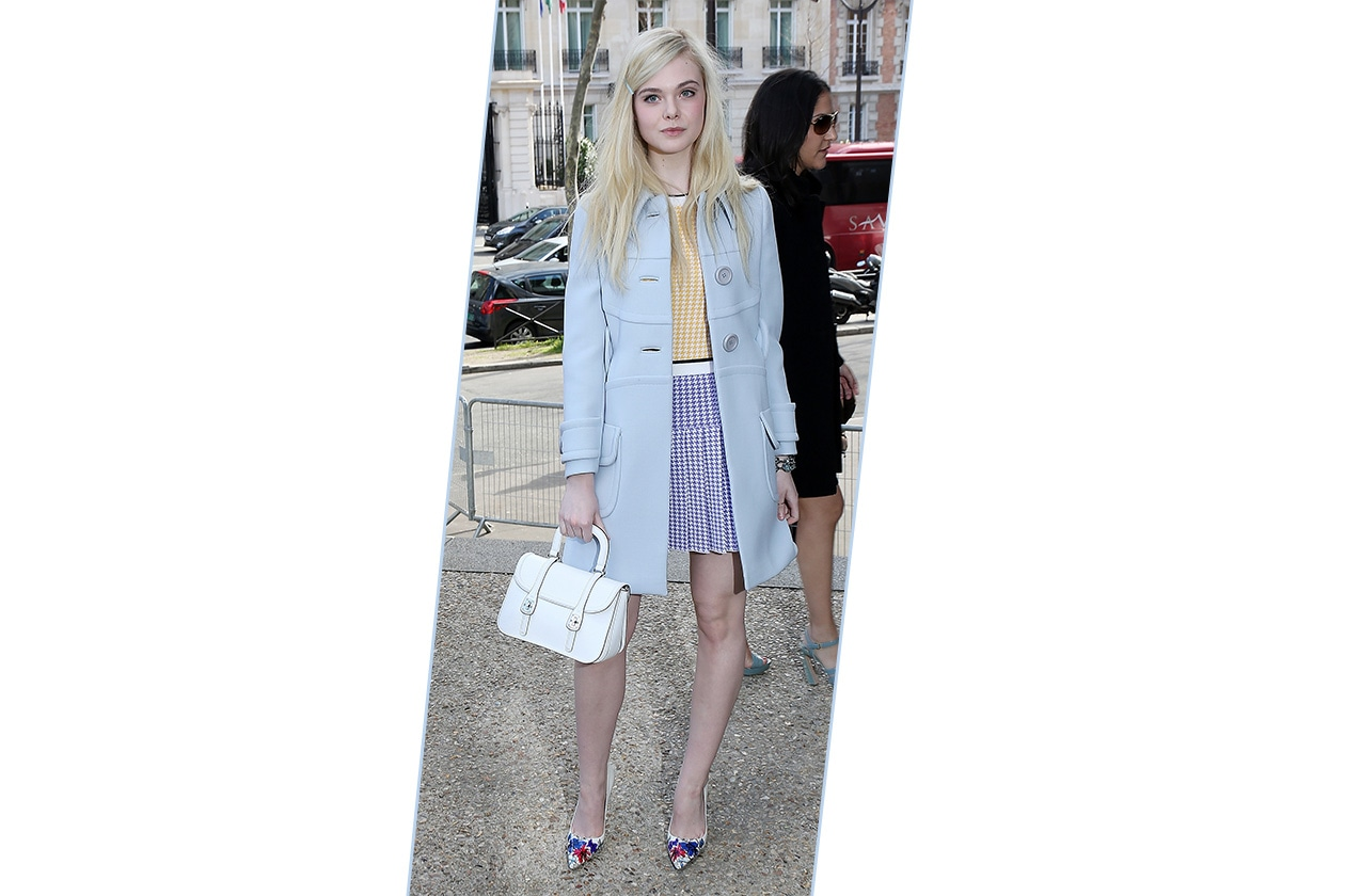 Fashion Get the Look Elle Fanning 01