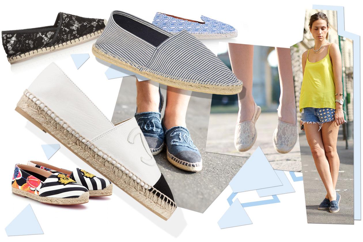 Fashion Che scarpe metto Espadrillas