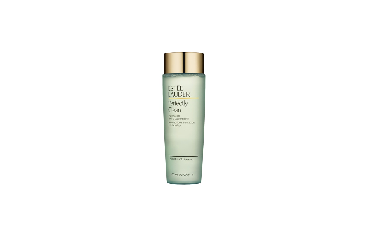 estee lauder perfectly clean toning lotion